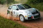 Griebel/Föhner bei Rallye Saar-Ost erfolgreich