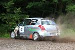 Felix Griebel – 10 Gesamtrang bei der Rallye Warndt