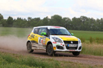 Platz zwei und vier bei der Rallye Warndt
