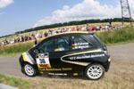 ADAC OPEL Rallye Cup im WM-Fieber