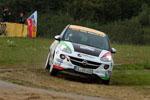 Rallye Deutschland kein gutes Pflaster für Felix Griebel und Anna-Carin Föhner