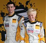 Griebel/Föhner starten bei der ADAC Rallye Deutschland