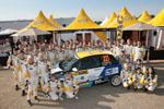 ADAC OPEL Rallye Cup biegt in Schwaben auf die Zielgerade ein