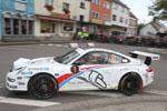 Erster Finallauf zum ADAC Rallye Masters in Baden-Württemberg