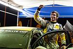 Griebel führt im ADAC OPEL Rallye Cup und gewint Junior-Meisterschaft