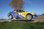 Hermannn Gaßner gewinnt ADAC Rallye Masters 2013