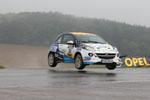 Rallye BaWü – Marijan Griebel erfolgreich im im ADAC OPEL Rallye Cup