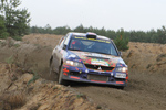 Georg Berlandy ist Deutscher Rallye-Meister