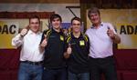 Opel und ADAC bereiten den Weg an die Rallye-Weltspitze