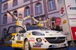 ADAC Opel Rallye Junior Team übertrifft die Erwartungen