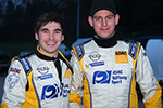 Starke Deutschlandpremiere des ADAC OPEL Rallye Junior Teams