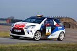 Heimspiel für Christian Riedemann bei der ADAC Mobil Pegasus Rallye Sulinger Land