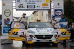 Perfektes Rallye-Wochenende für Marijan Griebel