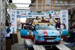 Startschuss zur zweiten Saison des ADAC Opel Rallye Cups