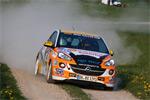 Holpriger Saisonstart im ADAC Opel Rallye Cup für Satorius/Möhrpahl