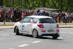 3. Lauf Citroen Racing Trophy – Rallye in the City