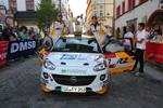 Rally Thüringen – Freud und Leid im ADAC Opel Rallye Junior Team