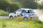 Hohe Messlatte für das ADAC Opel Rallye Junior Team
