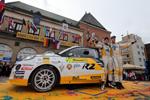 Meilenstein für das ADAC Opel Rallye Junior Team