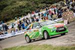 Knof/Stein gewinnen den Doppellauf bei der ADAC Rallye Deutschland