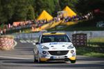 Opel Rallye Junior Team – der fünfte Triumph in der fünften Rallye