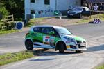 Divisionsführung bei den Rallye Masters für die ADAC Junioren