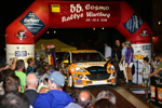 Satorius setzt klare Bookmarks bei der 55. Cosmo Rallye Wartburg