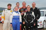 SRM 2014 – Rainer Noller, Sieg bei der Rallye Kohle & Stahl und Meistertitel
