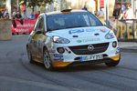 Titelgewinn für das ADAC Opel Rallye Junior Team