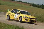 Petto/Kiefer erfolgreich bei der Rallye Saar Ost