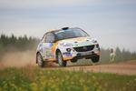 Nach Platz sechs bei der Rallye Estland: Griebel kämpft um den EM-Vizetitel