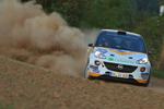 Rallye Deutschland – Hattrick für Marijan Griebel