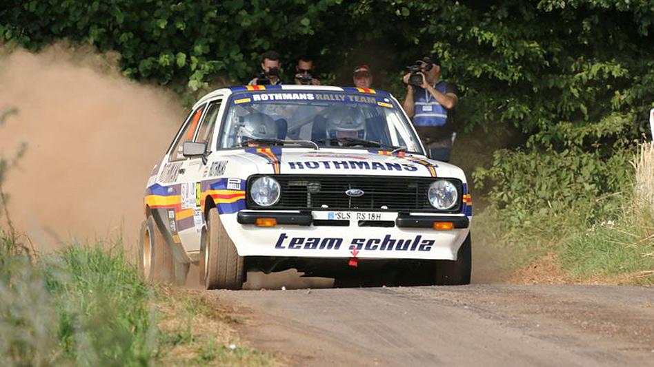 Rallye Luxemburg 2018