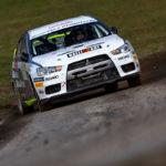 Testfahrt  zum Mitropa-Rally-Cup Sieg