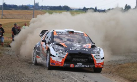 Marijan Griebel: Mit einem World Rally Car zum WM-Heimspiel
